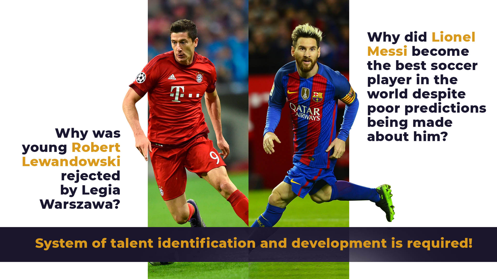 Soccer talent identification